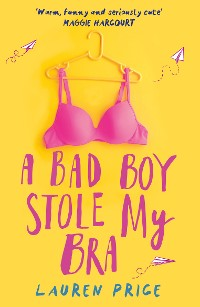 Cover A Bad Boy Stole My Bra
