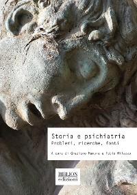 Cover Storia e psichiatria