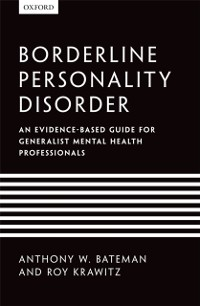 Cover Borderline Personality Disorder