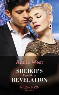 Cover Sheikh's Royal Baby Revelation