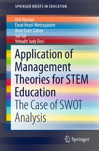 Cover Application of Management Theories for STEM Education