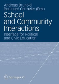 Cover School and Community Interactions