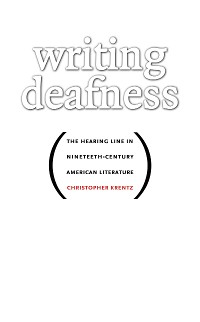Cover Writing Deafness