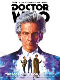 Cover Doctor Who: The Lost Dimension (2018), Book 2