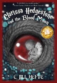 Cover Clarissa Hedgestone and the Blood Moon