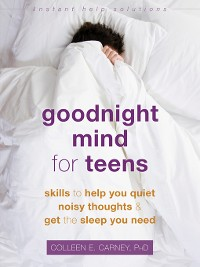 Cover Goodnight Mind for Teens