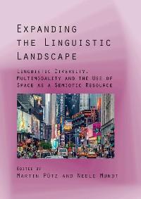 Cover Expanding the Linguistic Landscape