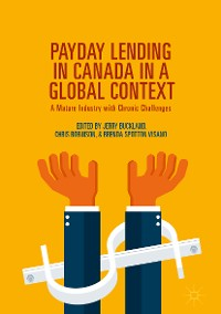 Cover Payday Lending in Canada in a Global Context