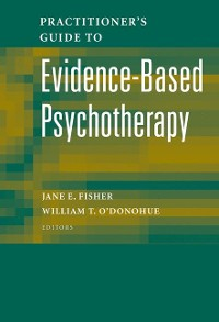 Cover Practitioner's Guide to Evidence-Based Psychotherapy