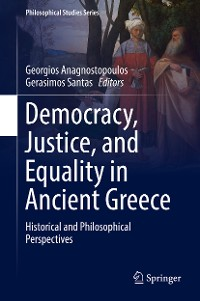 Cover Democracy, Justice, and Equality in Ancient Greece