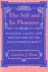 Cover Self and Its Pleasures