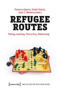 Cover Refugee Routes