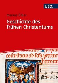 Cover Geschichte des frühen Christentums