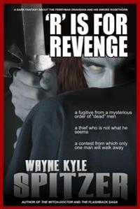 Cover 'R' is for Revenge