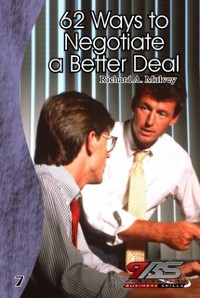 Cover 62 Ways to Negotiate a Better Deal