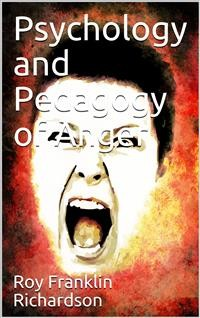 Cover Psychology and Pedagogy of Anger