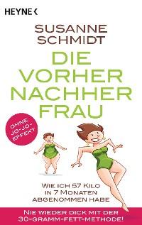 Cover Die Vorher-Nachher-Frau