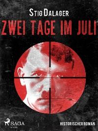 Cover Zwei Tage im Juli