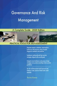 Cover Governance And Risk Management A Complete Guide - 2020 Edition