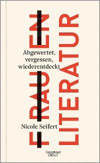 Cover FRAUEN LITERATUR
