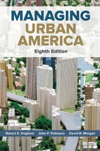 Cover Managing Urban America