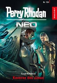 Cover Perry Rhodan Neo 124: Kaverne des Janus