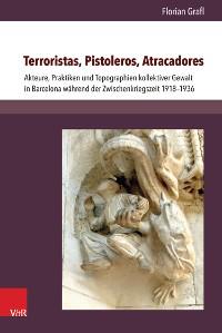 Cover Terroristas, Pistoleros, Atracadores