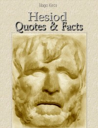 Cover Hesiod: Quotes & Facts