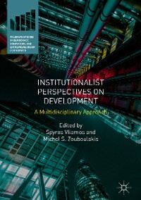Cover Institutionalist Perspectives on Development