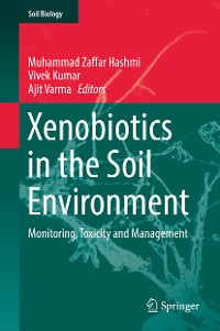 Cover Xenobiotics in the Soil Environment