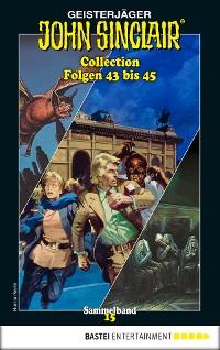 Cover John Sinclair Collection 15 - Horror-Serie