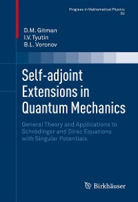 Cover Self-adjoint Extensions in Quantum Mechanics