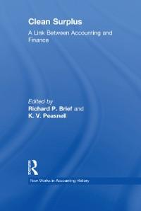 Cover Clean Surplus