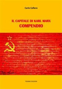 Cover Il Capitale di Karl Marx. Compendio