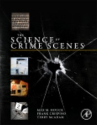 Cover Science of Crime Scenes