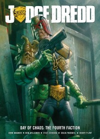 Cover Judge Dredd Day Of Chaos