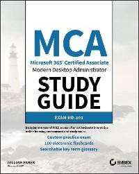 Cover MCA Modern Desktop Administrator Study Guide