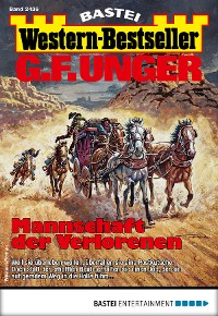 Cover G. F. Unger Western-Bestseller 2439 - Western
