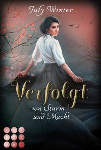 Cover Verfolgt von Sturm und Macht (Sturmwanderer 1)