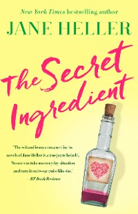 Cover The Secret Ingredient