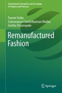 Cover Remanufactured Fashion