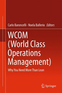 Cover WCOM (World Class Operations Management)