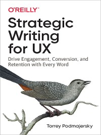 Cover Strategic Writing for UX
