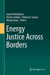 Cover Energy Justice Across Borders