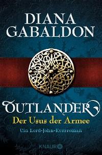 Cover Outlander - Der Usus der Armee