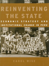Cover Reinventing the State