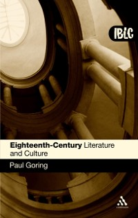 Cover Eighteenth-Century Literature and Culture