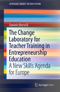 Cover The Change Laboratory for Teacher Training in Entrepreneurship Education