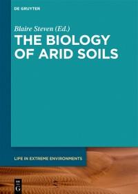 Cover Biology of Arid Soils