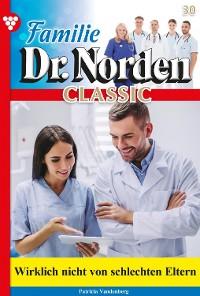 Cover Familie Dr. Norden Classic 30 – Arztroman